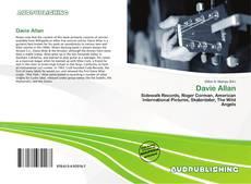 Buchcover von Davie Allan