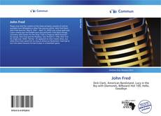 Bookcover of John Fred