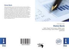 Couverture de Home Bank
