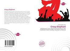 Capa do livro de Crazy Elephant