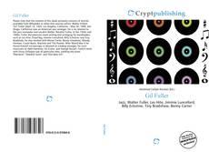 Portada del libro de Gil Fuller