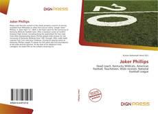 Joker Phillips kitap kapağı