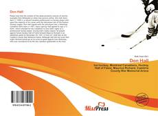 Bookcover of Don Hall