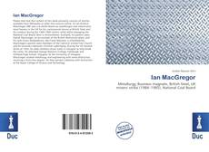 Borítókép a  Ian MacGregor - hoz