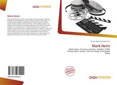 Bookcover of Mark Henn