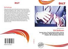 Ed Sullivan kitap kapağı
