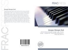 Capa do livro de Boogie Woogie Red