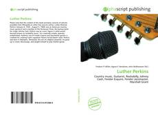 Capa do livro de Luther Perkins