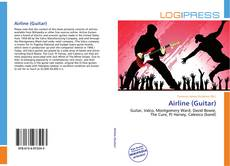 Bookcover of Airline (Guitar)