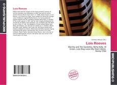Lois Reeves kitap kapağı