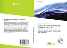 Buchcover von James Daniel (American Football Coach)