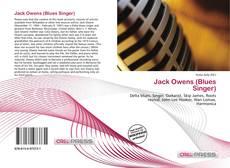 Copertina di Jack Owens (Blues Singer)