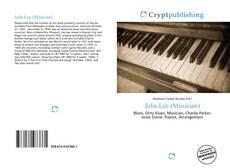 Portada del libro de Julia Lee (Musician)