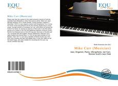 Bookcover of Mike Carr (Musician)