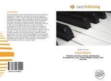 Bookcover of Lloyd Glenn