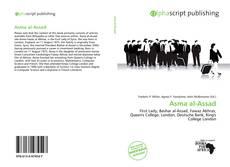 Portada del libro de Asma al-Assad