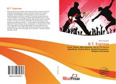 Bookcover of B.T. Express