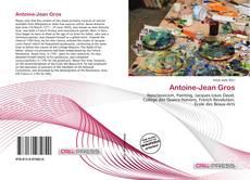 Buchcover von Antoine-Jean Gros