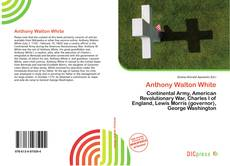 Couverture de Anthony Walton White