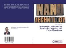 Capa do livro de Development of Nanoscale Sensors for Scanning Hall Probe Microscopy