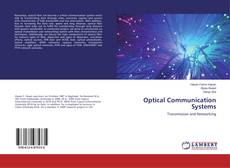Bookcover of Optical Communication Systems