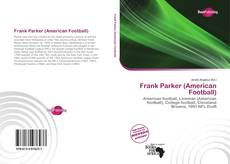 Bookcover of Frank Parker (American Football)