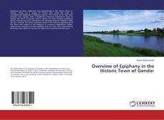 Overview of Epiphany in the Historic Town of Gondar kitap kapağı