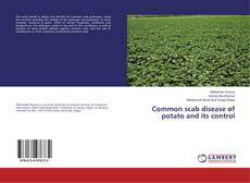 Bookcover of Common scab disease of potato and its control
