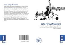 Bookcover of John Kirby (Musician)