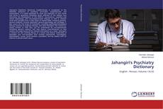 Capa do livro de Jahangiri's Psychiatry Dictionary