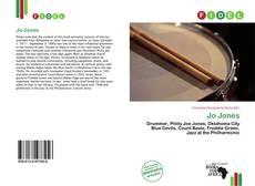 Buchcover von Jo Jones