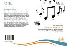 Capa do livro de Monica Zetterlund