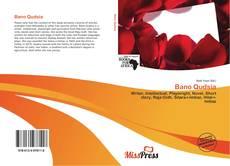 Bookcover of Bano Qudsia