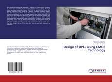 Couverture de Design of DPLL using CMOS Technology
