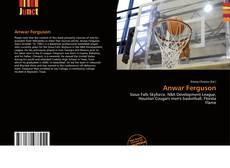 Обложка Anwar Ferguson