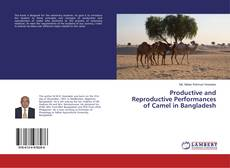 Productive and Reproductive Performances of Camel in Bangladesh的封面