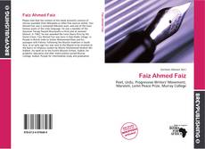 Обложка Faiz Ahmed Faiz