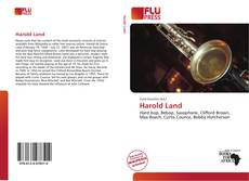 Bookcover of Harold Land
