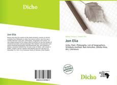 Bookcover of Jon Elia