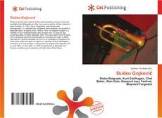 Bookcover of Duško Gojković
