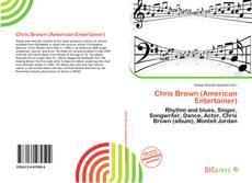 Borítókép a  Chris Brown (American Entertainer) - hoz