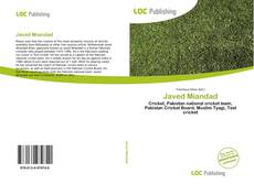 Bookcover of Javed Miandad