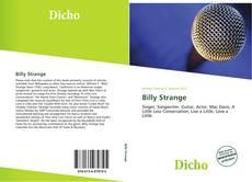 Bookcover of Billy Strange