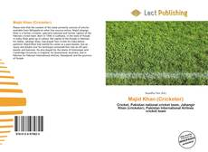 Bookcover of Majid Khan (Cricketer)
