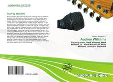 Portada del libro de Audrey Williams
