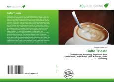 Обложка Caffe Trieste