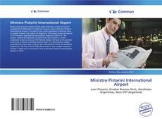 Portada del libro de Ministro Pistarini International Airport