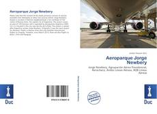 Bookcover of Aeroparque Jorge Newbery
