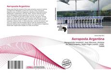 Bookcover of Aeroposta Argentina