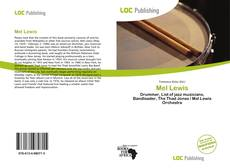 Bookcover of Mel Lewis